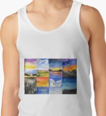 Different scapes ... Tank Top