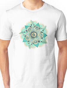 Gilded Emerald Enamel T-Shirt
