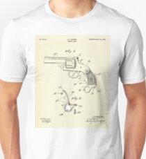 Pistol Grip-1904 T-Shirt