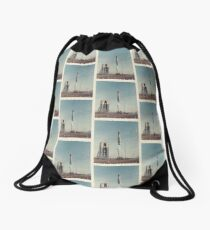 BA Launch Drawstring Bag
