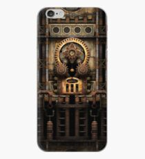 Infernal Steampunk Vintage Machine #3 iPhone Case