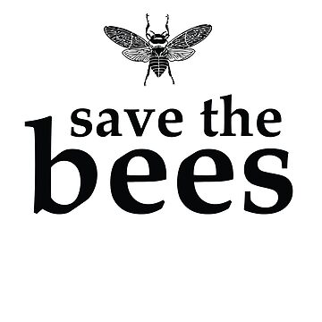 Save The Bees by funnytshirtstee