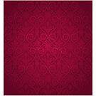 Red Vintage Victorian by graciestlou