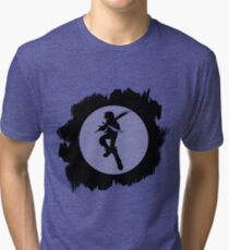 Moonlit Rogue Tri-blend T-Shirt