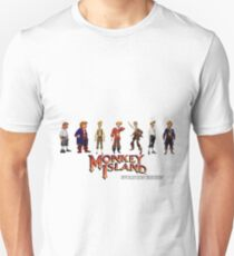 Monkey Island Guybrush - Evolution Edition T-Shirt