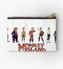 Monkey Island Guybrush - Evolution Edition Studio Pouch