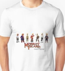 Monkey Island Guybrush - Puberty Edition  T-Shirt