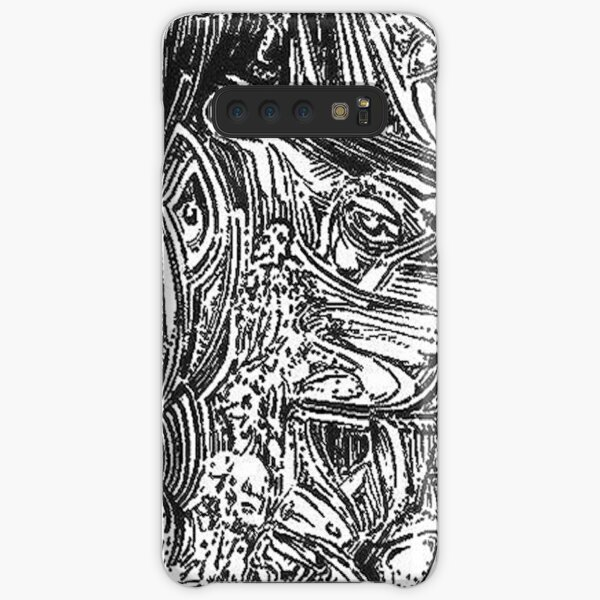freestyle ink drawing 001 Samsung Galaxy Snap Case