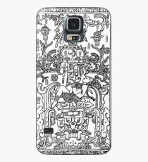 K'inich Janaab Pakal I - Mayan 'Astranaut' Case/Skin for Samsung Galaxy