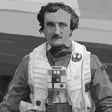 Edgar Allan Poe Dameron by cjsheppard42