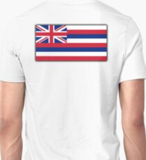 Hawaii, Flag of Hawaii, Hawaiin Flag, State flags of America, USA T-Shirt