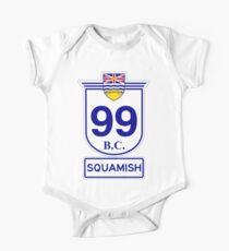 BC 99 - Squamish One Piece - Short Sleeve