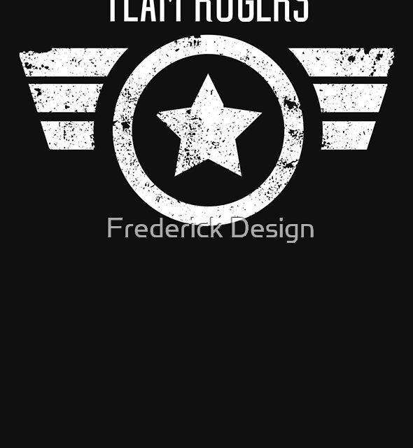 Team Rogers - Civil War by Frederick Design