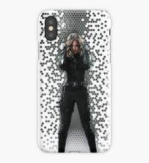 Digital Pixels Daisy Johnson AKA Quake iPhone Case/Skin