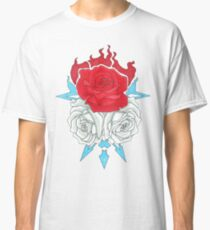 Ice Flowers Classic T-Shirt
