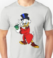 Scrooge McDuck Full T-Shirt