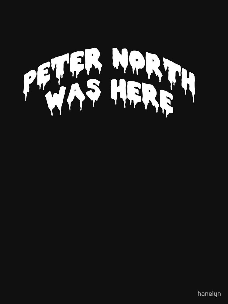 peter north amazon