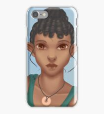Woman Elf iPhone Case/Skin