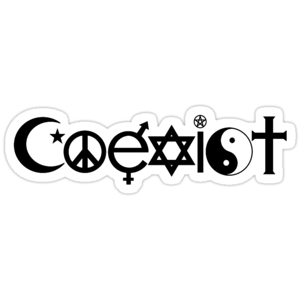 Coexist by AudraJS