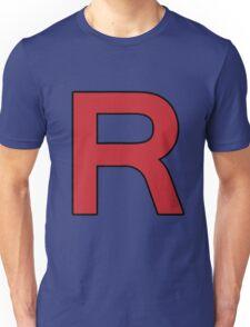 Pokemon - Team Rocket Logo Unisex T-Shirt
