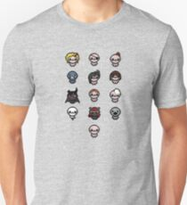 The Binding of Isaac characters T-Shirt