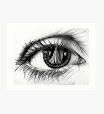 Keep Your Eye on Asgard Art Print