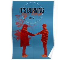 BTS Bauhaus Poster 1 Poster