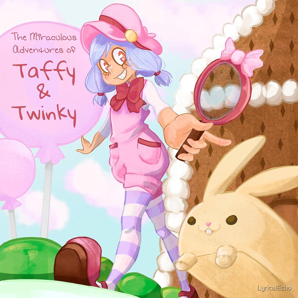 Taffy and Twinky by LyricalEcho