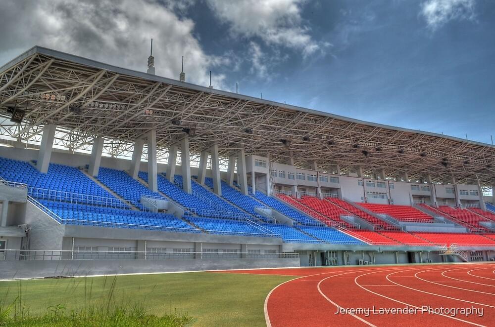 Thomas Robinson Stadium in Nassau, The Bahamas by Jeremy Lavender Photography