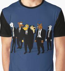 RESERVOIR HOUNDS Graphic T-Shirt