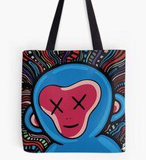 funk monkey Tote Bag