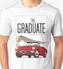 Alfa Romeo Duetto from the Graduate Unisex T-Shirt