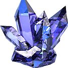 Blue Crystal by SuperFluff