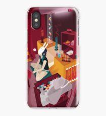 Crazy drugs iPhone Case/Skin