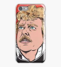 Zap Rowsdower iPhone Case/Skin