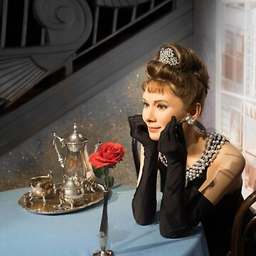 Audrey Hepburn. At Tiffanys? by pedroec1