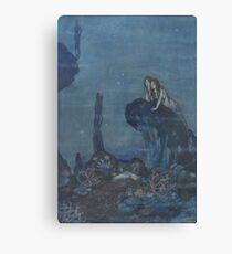 Dulac - Mermaids Canvas Print