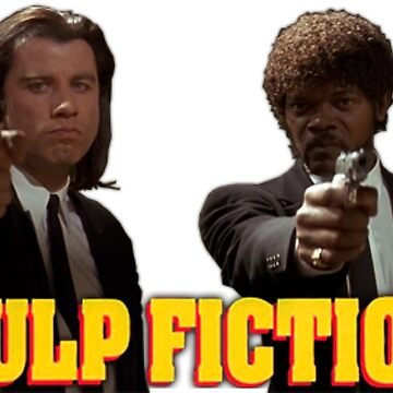 Pulp Fiction by Oscarrrr