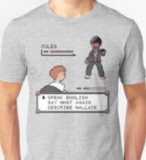 Pulp Fiction fight! Unisex T-Shirt