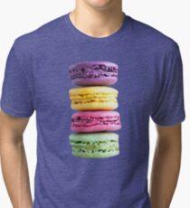 Macaroons Tri-blend T-Shirt