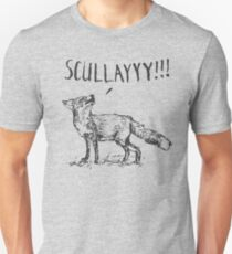 What a Certain Fox Says Slim Fit T-Shirt