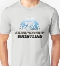 World Class Championship Wrestling t-shirt T-Shirt