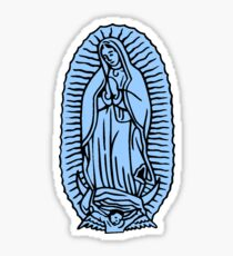 THE VIRGIN MARY-2 Sticker