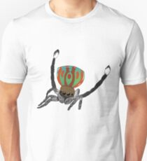 Peacock Spider T-Shirt