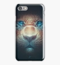 Red Tiger iPhone Case/Skin