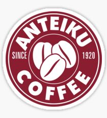 Anteiku Coffee Sticker