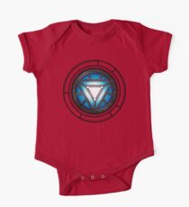 The Arc Reactor One Piece - Short Sleeve