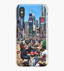 The Crossroads of the World iPhone Case/Skin