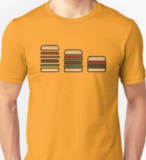 BURGERS ICON T-Shirt