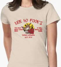 Lee Ho Fook's Womens Fitted T-Shirt